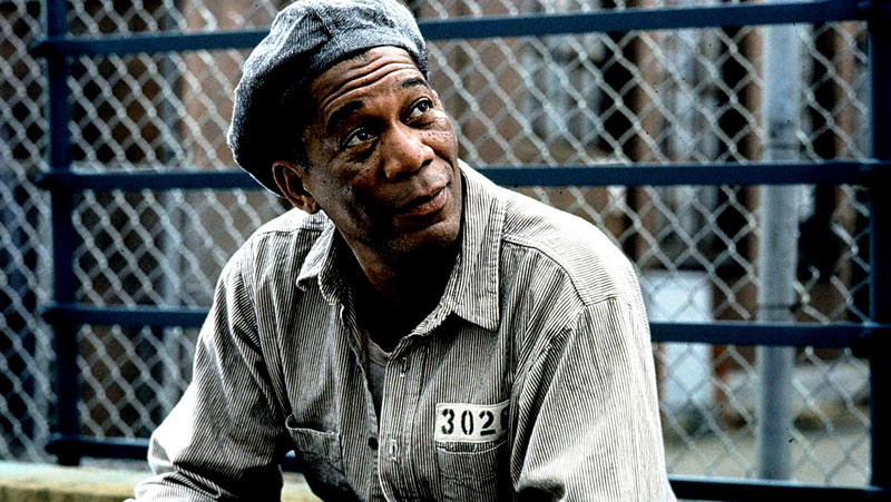 best morgan freeman movies
