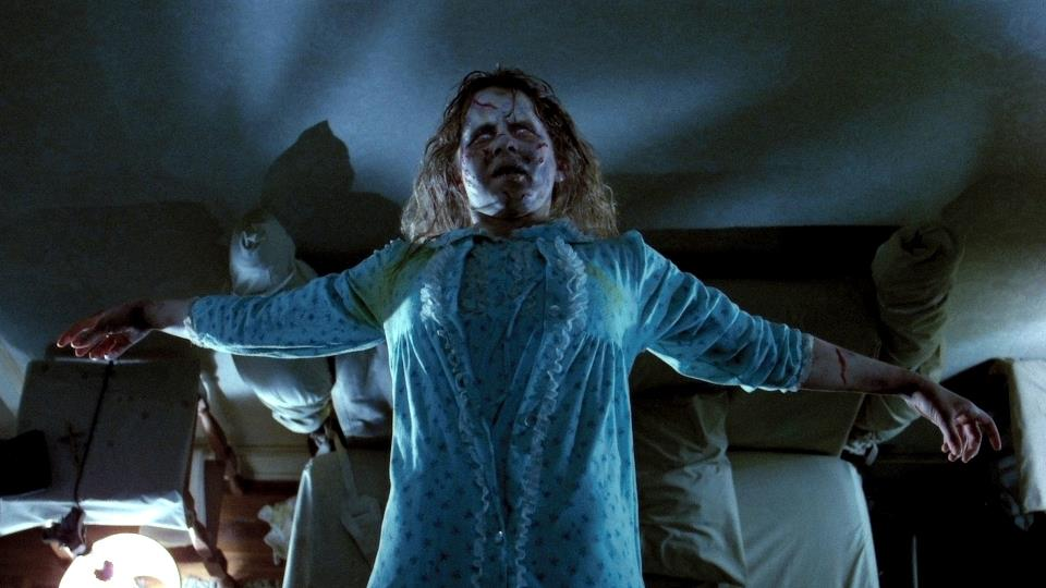 best supernatural horror movies
