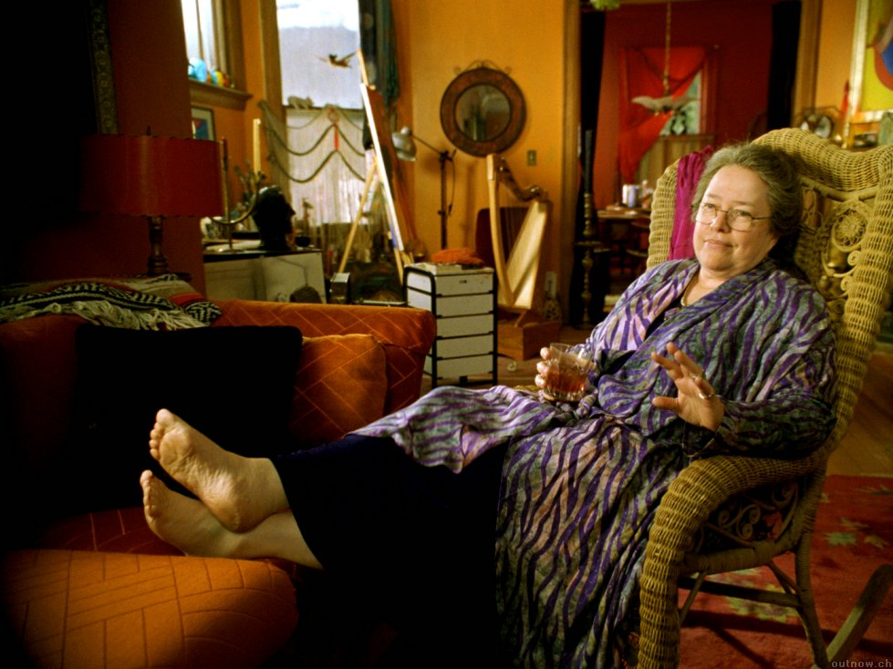 Think, that About schmidt kathy bates nude pity