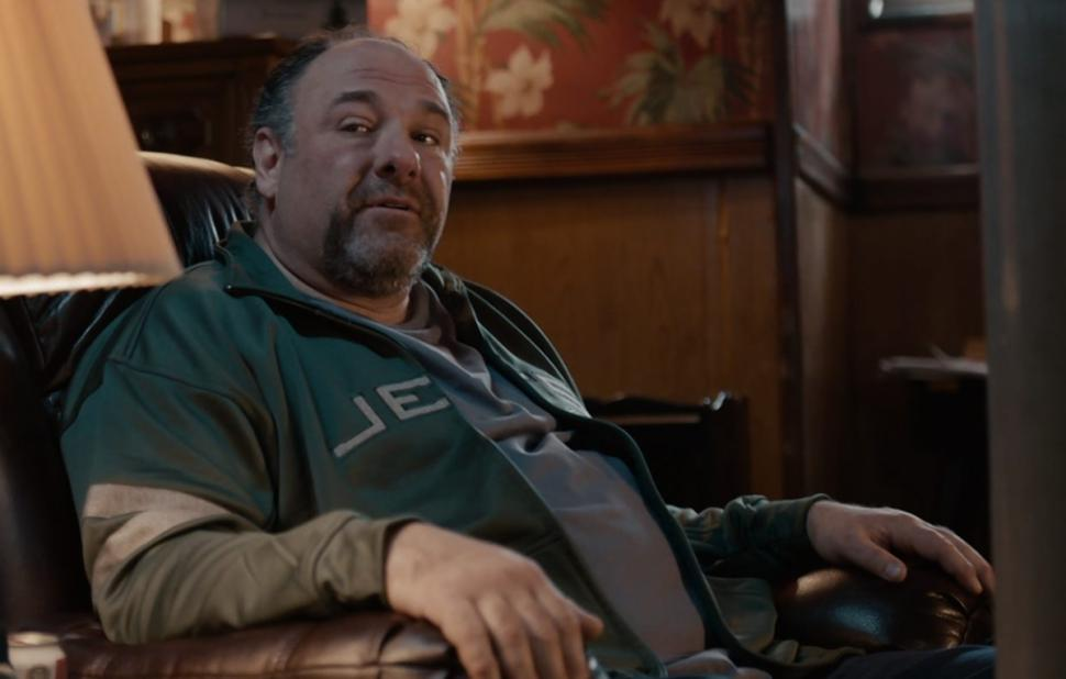 James Gandolfini - The Drop