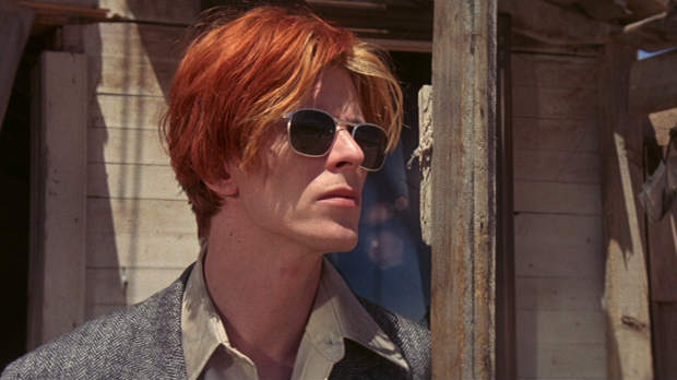Man Who Fell To Earth David Bowie