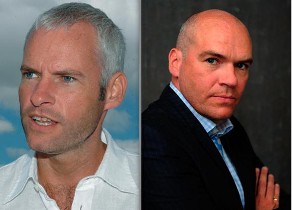 Martin and John Michael McDonagh