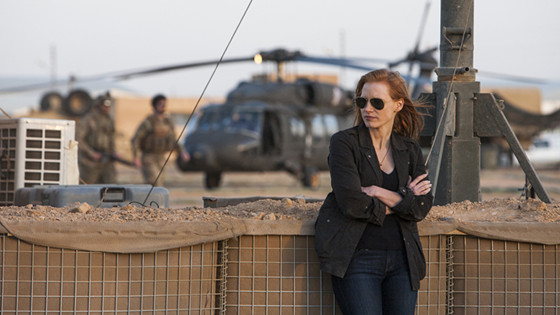 A review of zero dark thirty a political action thriller film by kathryn bigelow