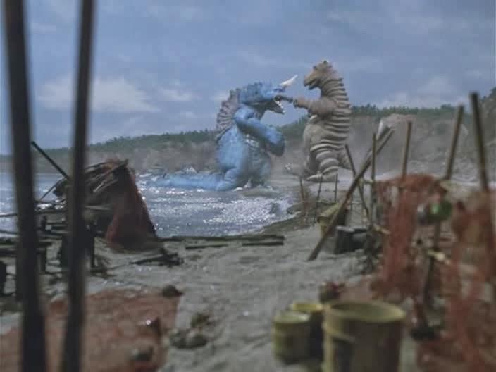 Daigoro vs. Goliath (1971)