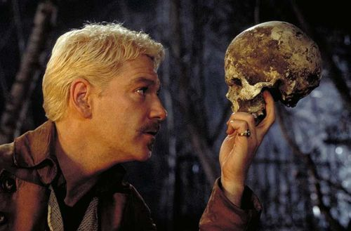 a review of hamlet a film based off a play by william shakespeare A shift in point of view reframes shakespeare's tragedy but the novelty wears off instantaneously with bizarre additions and a lack of emotional engagement.