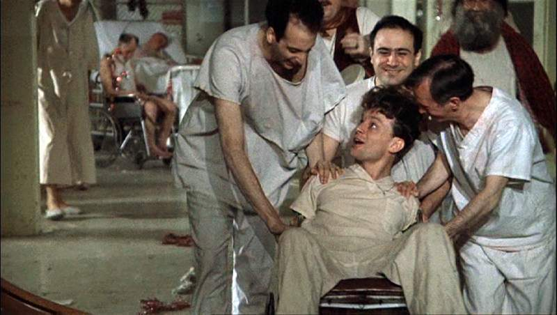 Brad Dourif in One Flew Over the Cuckoo's Nest