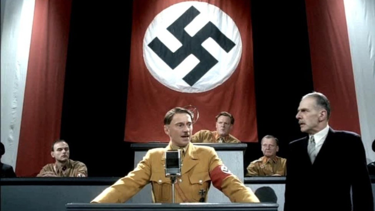 Hitler, the Rise of Evil