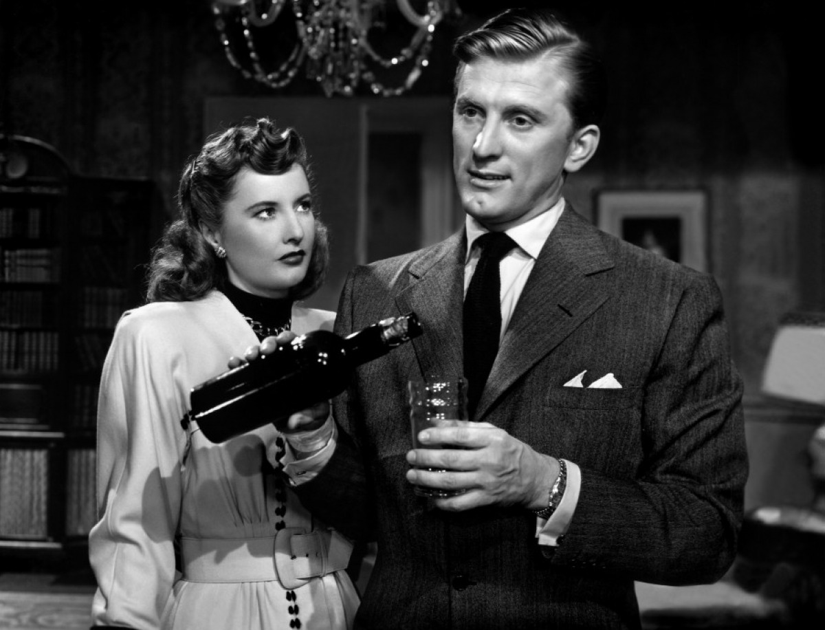 Kirk Douglas in The Strange Love of Martha Ivers