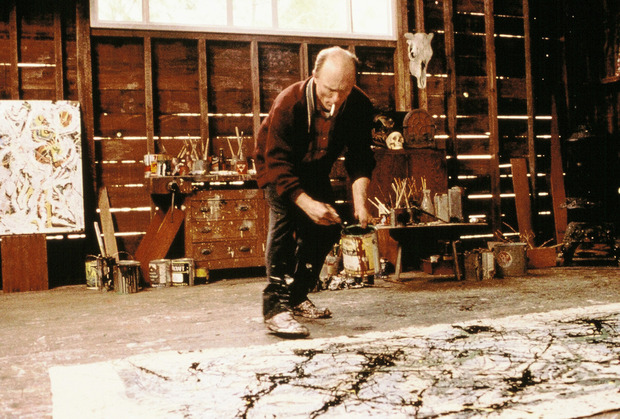"the life of the painter jackson pollock and its portrayal in the biographical movie pollock by ed ha ""pollockž it's a 2000 biographical film that tells the life story of american painter jackson pollock it stars ed best actor for his portrayal of pollock."