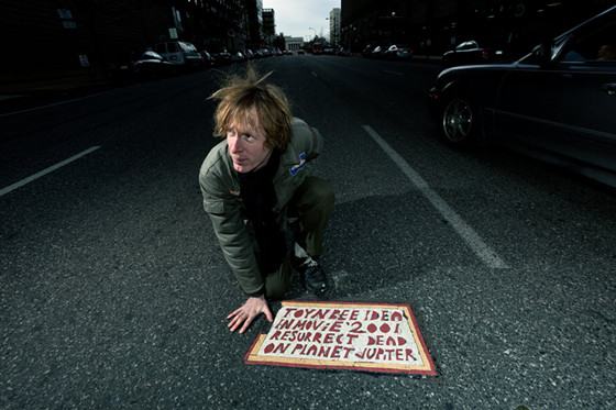 Resurrect Dead The Mystery of the Toynbee Tiles (2011)