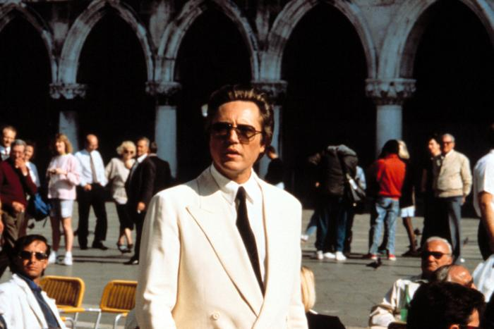 THE COMFORT OF STRANGERS, Christopher Walken, 1991