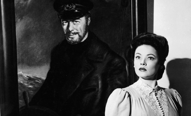 TITLE: GHOST AND MRS MUIR, THE ¥ PERS: TIERNEY, GENE ¥ YEAR: 1942 ¥ DIR: MANKIEWICZ, JOSEPH L. ¥ REF: GHO001AH ¥ CREDIT: [ THE KOBAL COLLECTION / 20TH CENTURY FOX ]