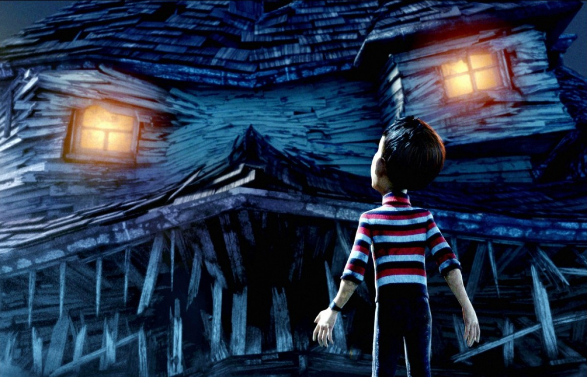 20 great family friendly horror movies that are worth your for Classic house 2006