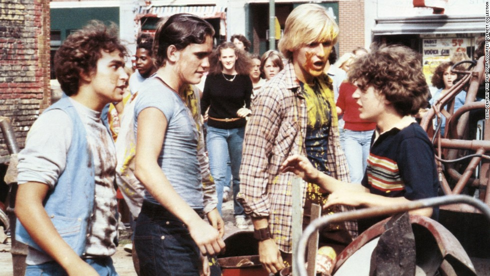 the portrayal of teenagers in the movie outsiders The outsiders essay  realist portrayal of teenage life was  the three major differences between the book the outsiders and the movie version of the.