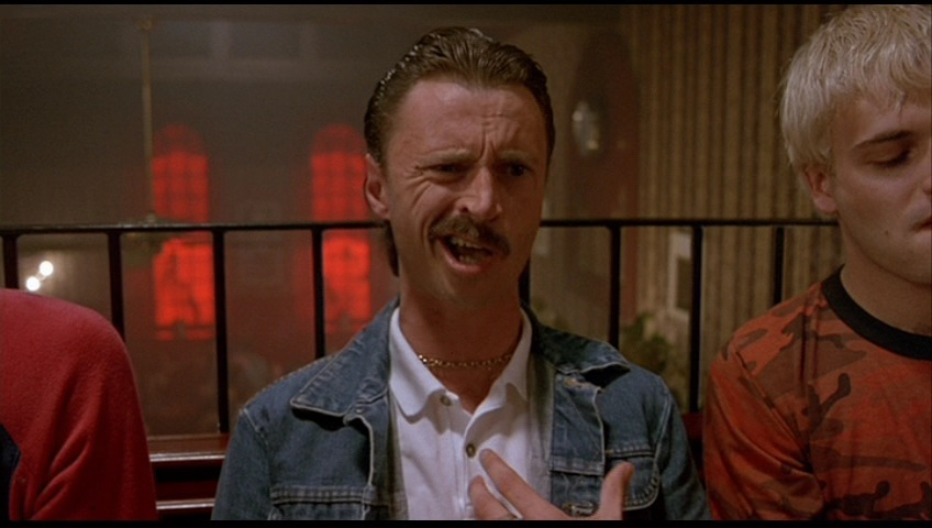 trainspotting Begbie