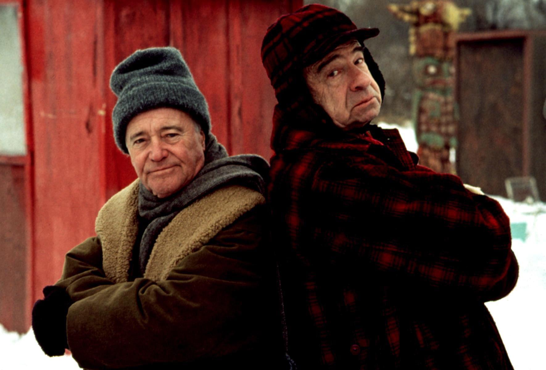 GRUMPY OLD MEN, Jack Lemmon, Walter Matthau, 1993