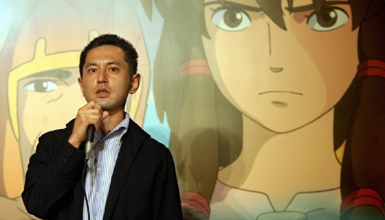 Miyazaki son Goro