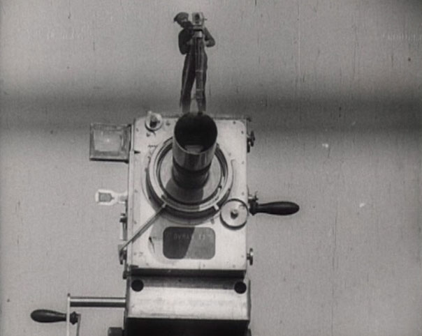 Vertov man with a movie camera essay