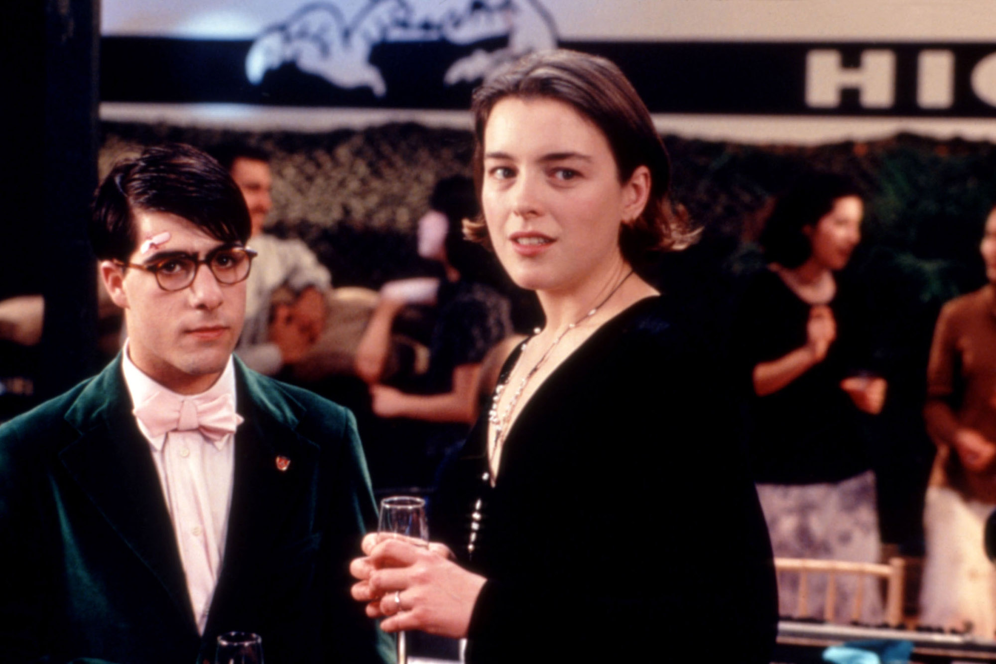 RUSHMORE, Jason Schwartzman, Olivia Williams, 1998, (c)Buena Vista Pictures/courtesy Everett Collection