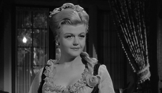 Angela Lansbury in The Manchurian Candidate