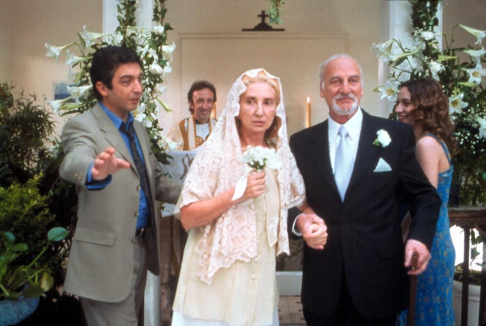 SON OF THE BRIDE, (El Hijo de la Novia) Ricardo Darin, Norma Aleandro, Hector Alterio, Natalia Verbeke, 2001