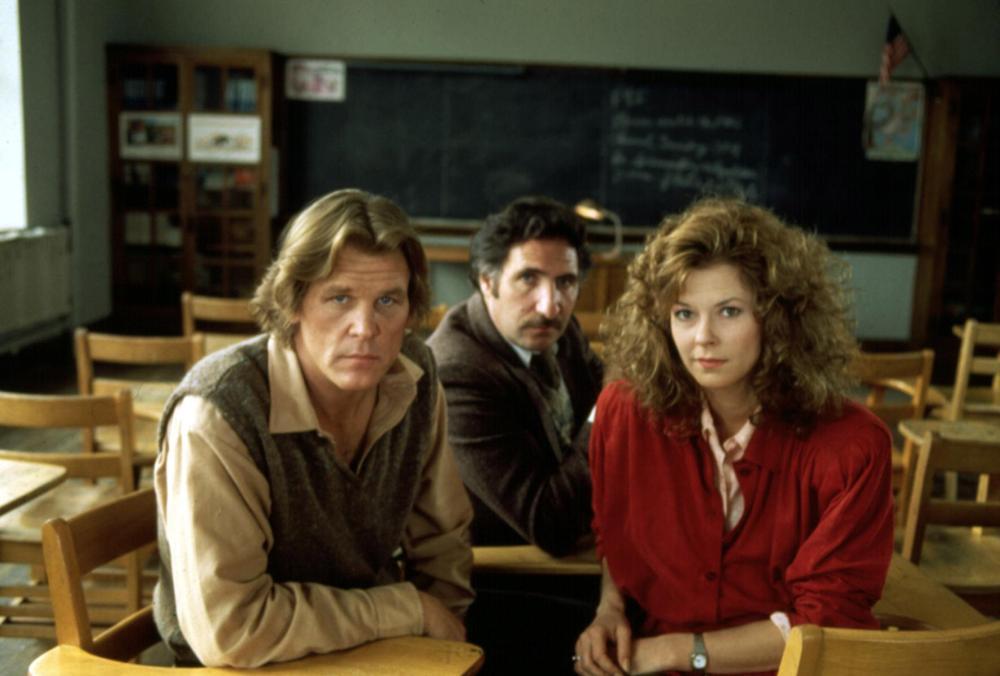 TEACHERS, Nick Nolte, Judd Hirsch, JoBeth Williams, 1984, in the classroom