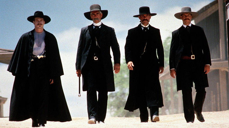 8a3a53cfb The 10 Best Movies About Wyatt Earp and Doc Holliday – Taste of ...