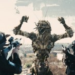 TriStar Pictures' sci-fi thriller DISTRICT 9.