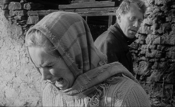 Max von Sydow as Jan in Shame