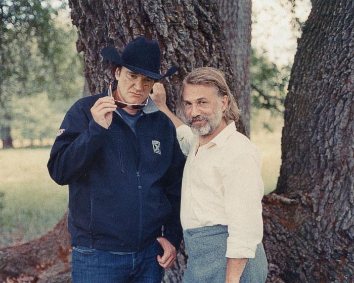 Quentin Tarantino & Christoph Waltz