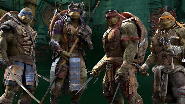 Teenage Mutant Ninja Turtles TMNT (2014)