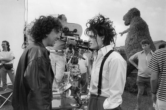Tim Burton Johnny Depp
