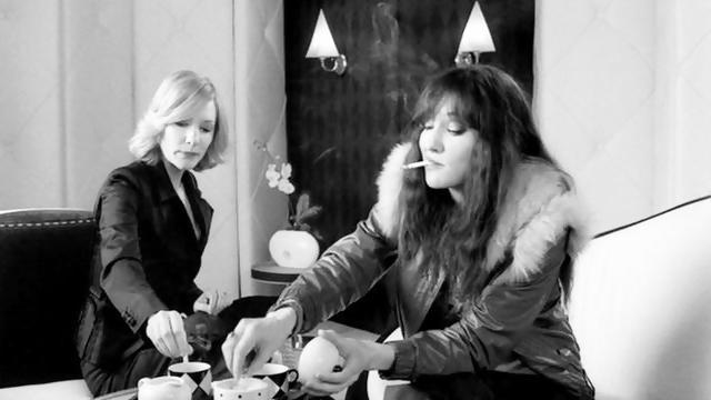 Coffee and Cigarettes - Cate Blanchett