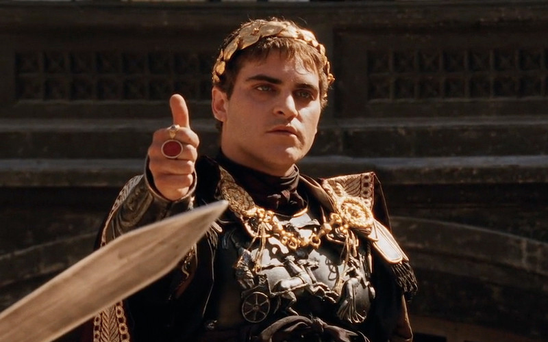 Commodus (Gladiator)