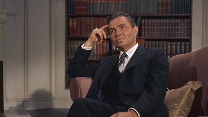 James Mason as Phillip Vandamm in North by Northwest (1959)