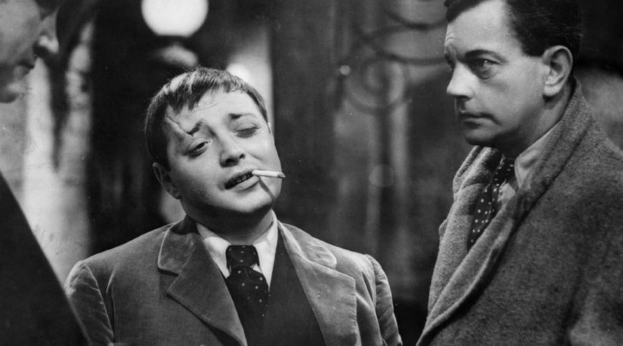 Peter Lorre as Abbott in The Man Who Knew too Much (1934)
