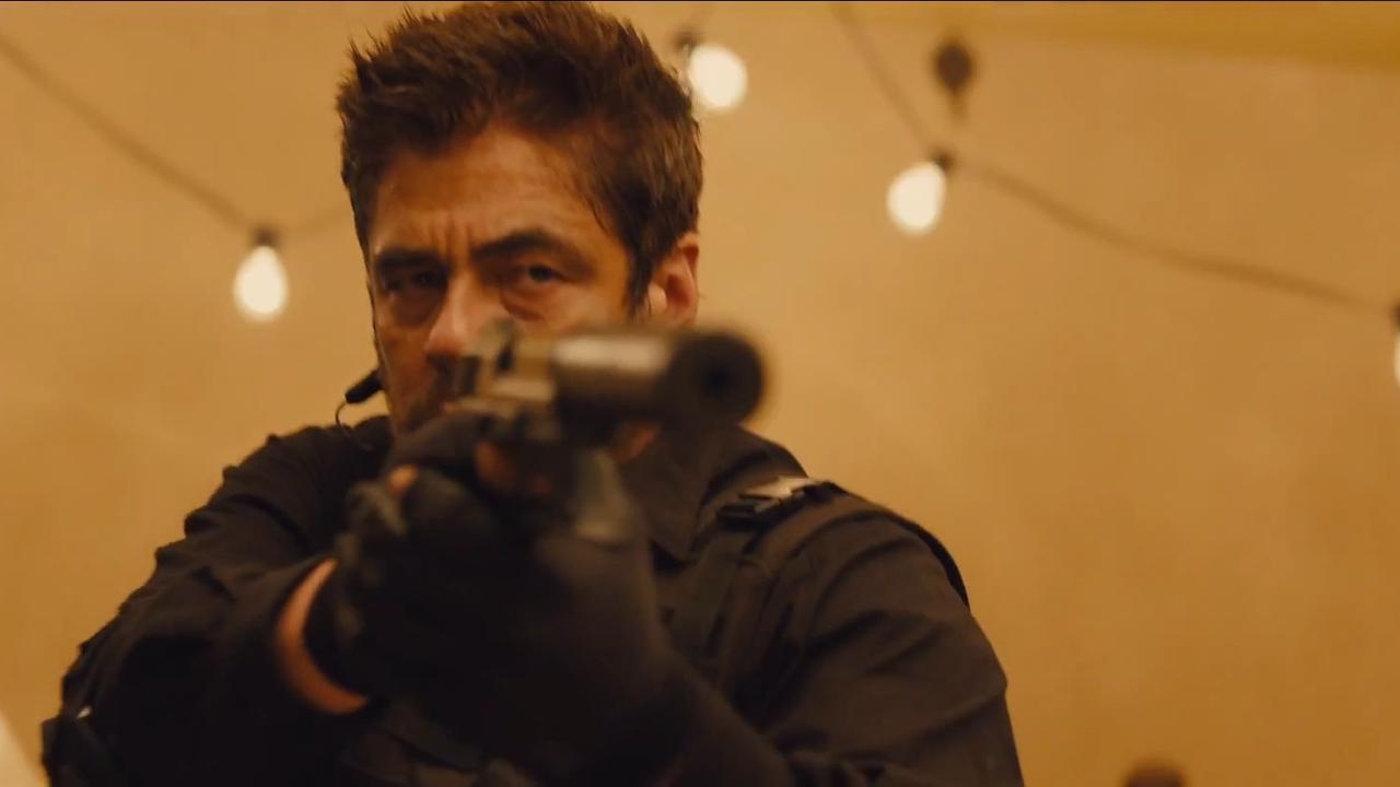 sicario 2015 movie review