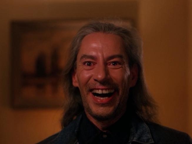 David Lynch villains