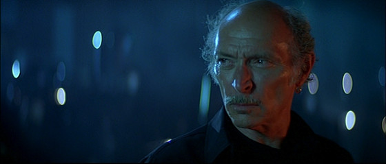 Lt. Bob Hauk in Escape From New York