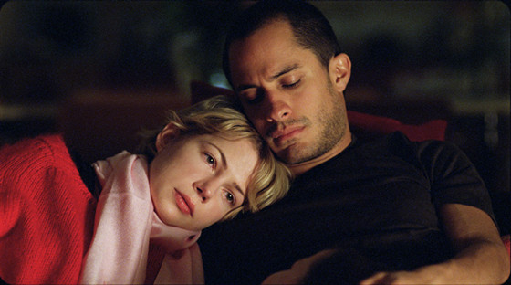 Michelle Williams, Gael García Bernal