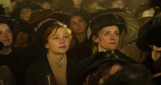 Suffragette (2015) review