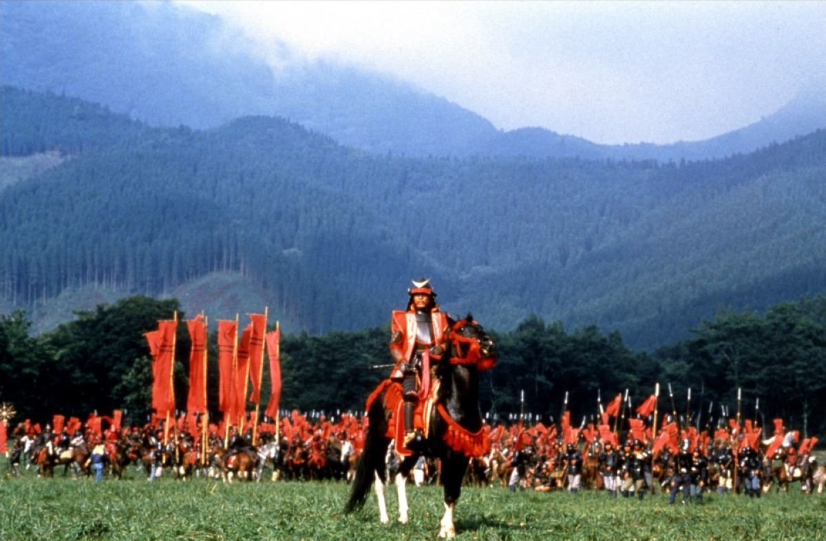 best jidaigeki films