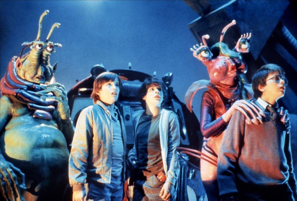 Exporers (1985)
