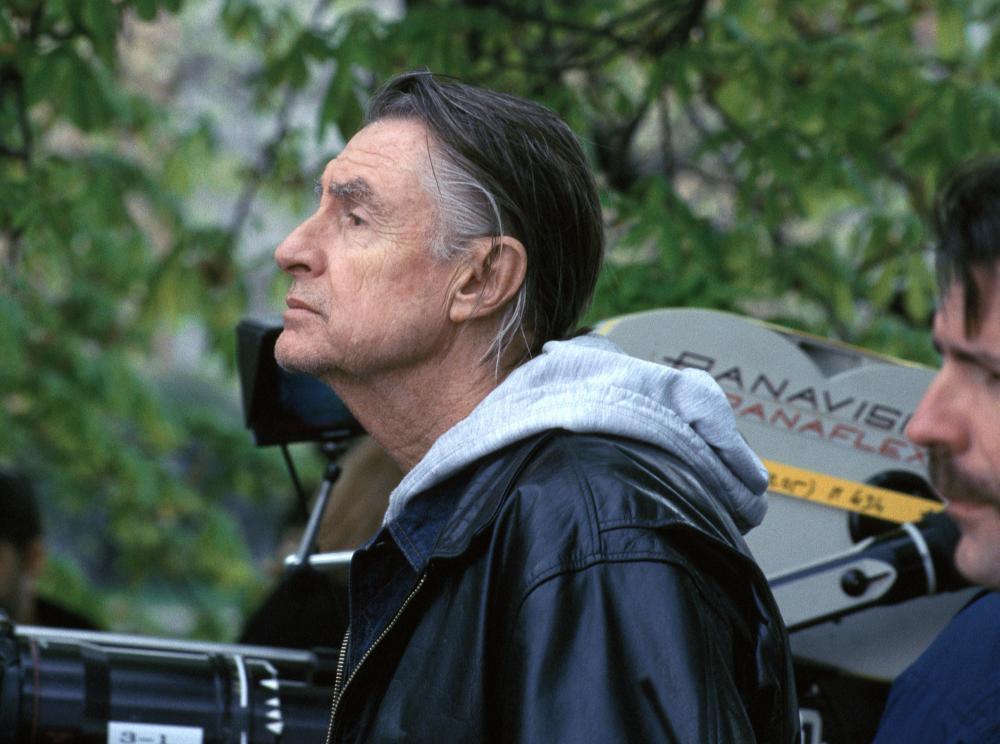 BAD COMPANY, Director Joel Schumacher on the set, 2002 (c) Walt Disney,