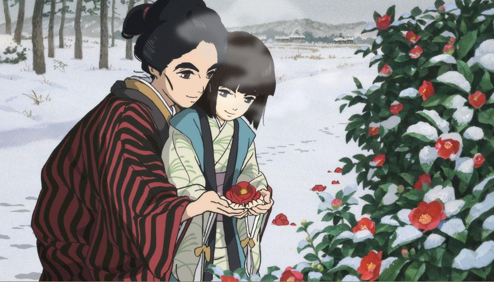 Miss Hokusai (Keiichi Hara)