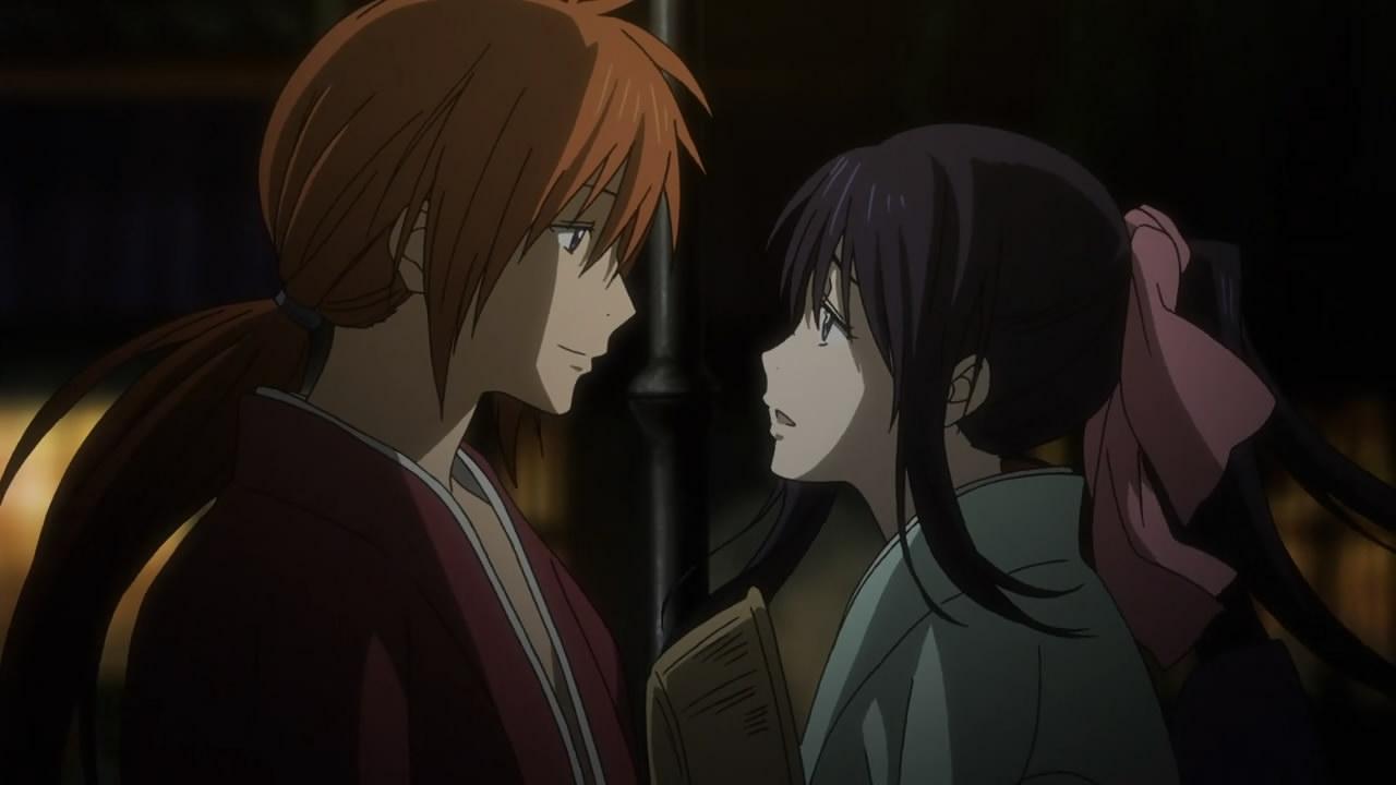 Rurouni Kenshin Tsuioku-hen