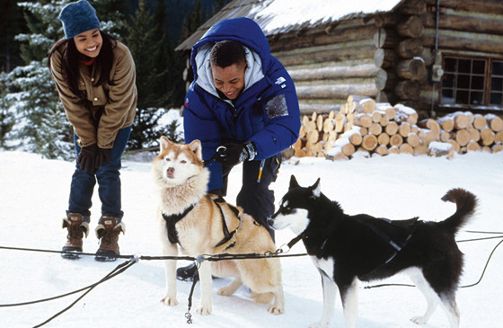 Snow Dogs (Cuba Gooding Jr. )