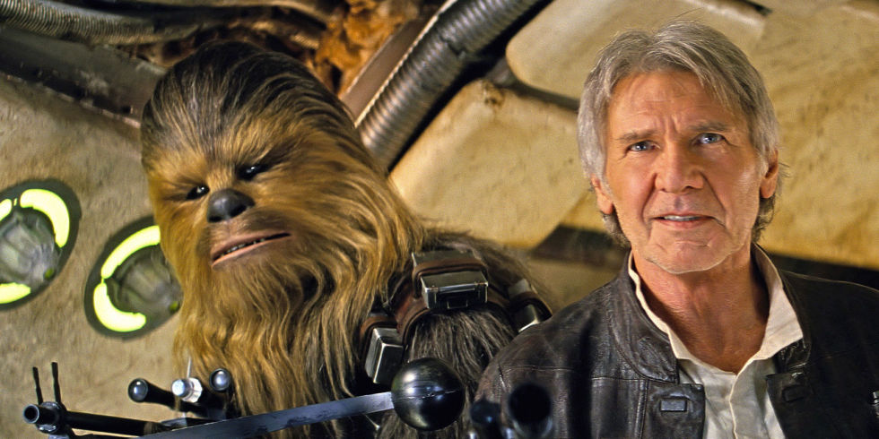 force awakens movie review
