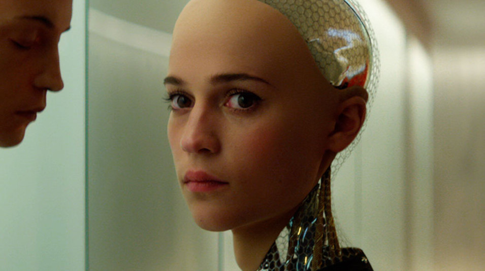 Alicia Vikander - Ex Machina