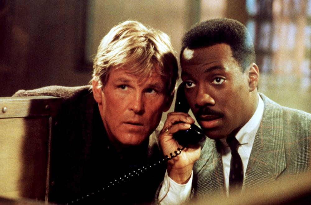 ANOTHER 48 HOURS, Nick Nolte, Eddie Murphy, 1990